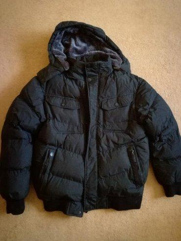 Izuzetno topla jakna  za decu vel. 158, ko nova, ocuvana, skida se - Beograd