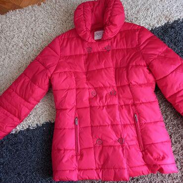 10129 oglasa: Zenska crvena jakna L vel. ocuvana