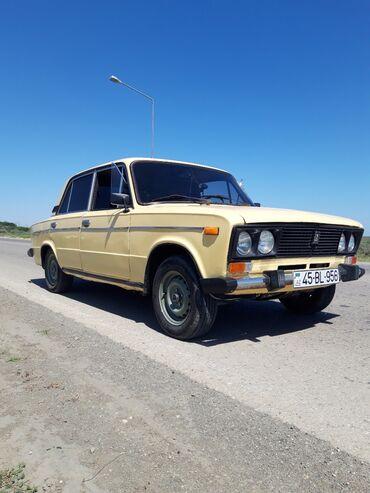 lada-vaz-2106 - Azərbaycan: VAZ (LADA) 2106 1986