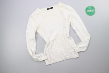 Жіночий светр з принтом Hostar р. S/M    Довжина: 55 см Ширина плечей