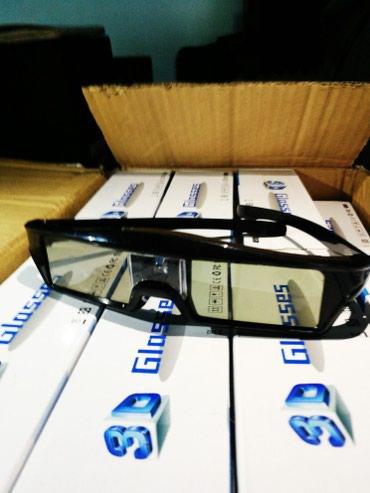 3D очки активные 15шт. в Бишкек