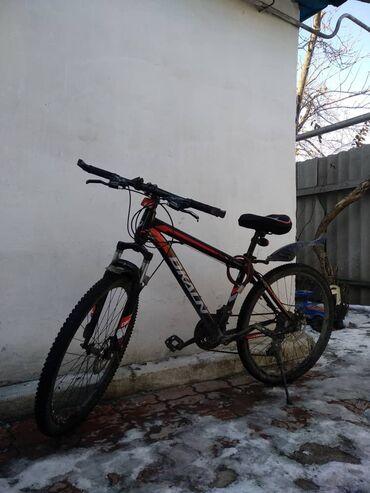 Продаю велосипед состояние отличное. Прошу 6500 сом реальным клиентам
