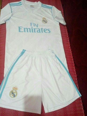 Deciji dres majica i sorts Real Madrid, Kristijano Ronaldo, za visinu - Novi Pazar