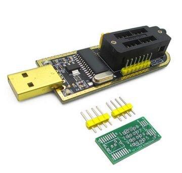 Proqrommator Ch341a 24 25 .DVD,router,bios və sair. в Lənkəran