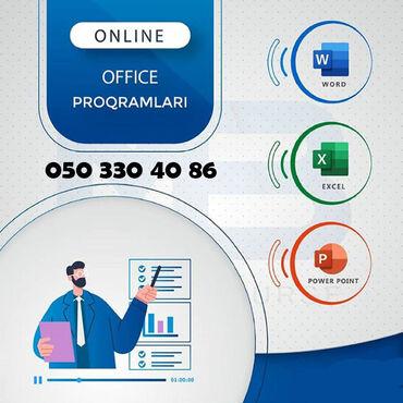 excel proqrami - Azərbaycan: Ofis proqramlari kursu Ofis programlari Windows, Word, Excel, Power po