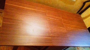 деревянный стол на кухню в Азербайджан: Продается срочно стол. Для использования как на кухне, так и комнате