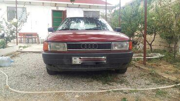 audi 80 1 9 td - Azərbaycan: Audi 80 1.8 l. 1988 | 183000 km