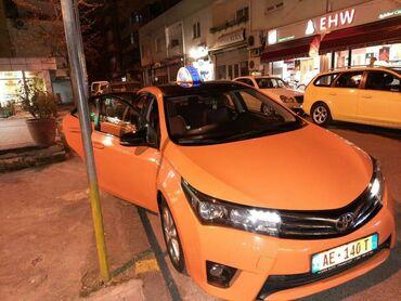 Toyota Corolla 1.6 l. 2014 | 122000 km