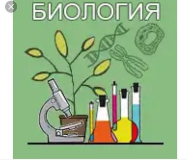 Репетитор по биологии!!!    в Лебединовка