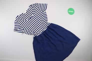 Жіноча сукня у смужку Charming Charlie, p. S    Довжина: 87 см Ширина