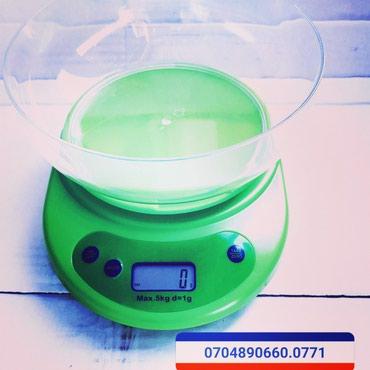 Кухонные весы.от 1 гр до 5 кг. 1 год гарантия! в Бишкек