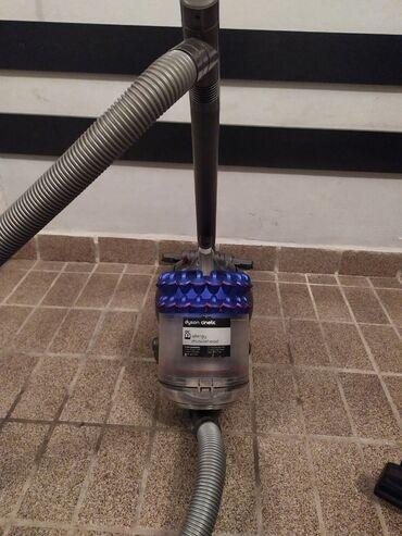 Elektronika - Ruma: Dyson jedinatven usisivac sistem bez ikakvih filteraSvi usisivaci su