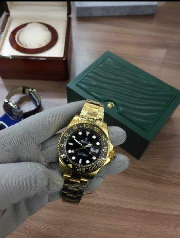 Золотистые Мужские Наручные часы Rolex