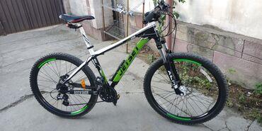 Продаю европейский горный велосипед jetset js-200. Состояние отличное