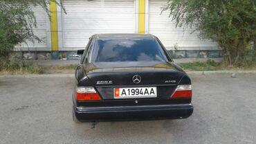 Mercedes-Benz - Кант: Mercedes-Benz W124 2 л. 1990 | 15 км