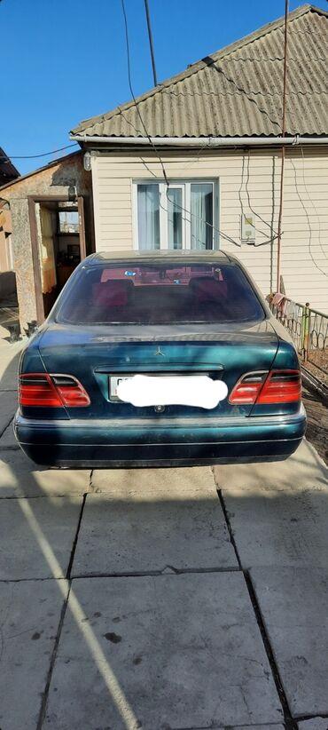 двигатель мерседес 124 2 3 бензин в Кыргызстан: Mercedes-Benz E 320 3.2 л. 1995