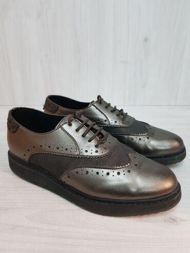 обувь в Кыргызстан: Обувь из Италии полностью кожа внутри тоже.Размер 37. 1 раз