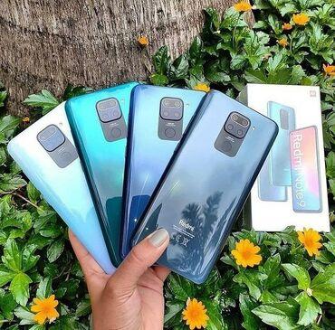 материнская плата для майнинга купить в Кыргызстан: Xiaomi Redmi Note 9 | 128 ГБ | Серый | Новый | Гарантия, Кредит, Сенсорный