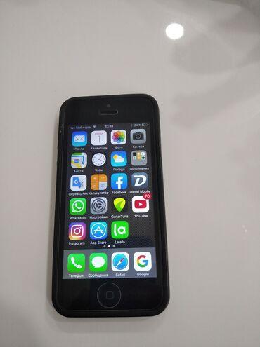 apple-iphone-5-s в Кыргызстан: IPhone 5 16 g . 4000 som