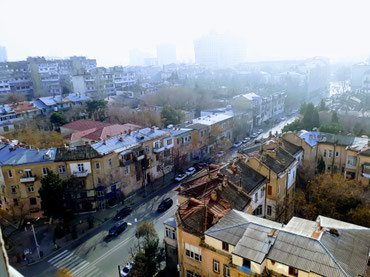 Bakı şəhərində Xetai rayonu, Gence prospektinde dovlet xetti ile yeni insha olunmush