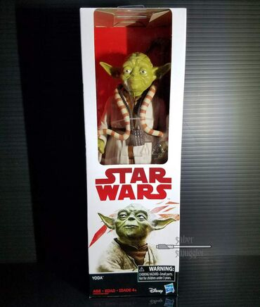 Star Wars Yoda  Visina 22 cm  Novo i neotpakovano  Proi