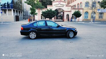 bmw-m3-3-mt - Azərbaycan: BMW 3 series 1.8 l. 2003 | 360000 km