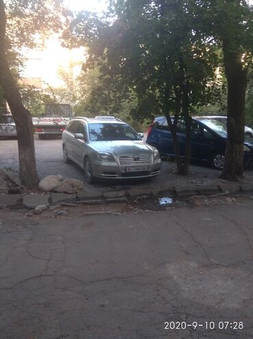 сколько стоит тэн на водонагреватель аристон в Кыргызстан: Toyota Avensis 2 л. 2003 | 250000 км