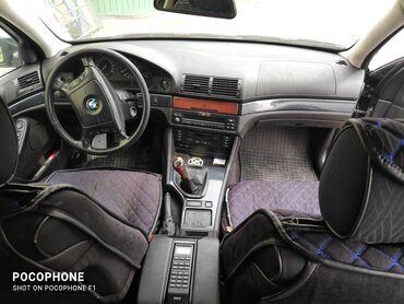 BMW - Зеленый - Бишкек: BMW 525 2.5 л. 2001 | 289000 км