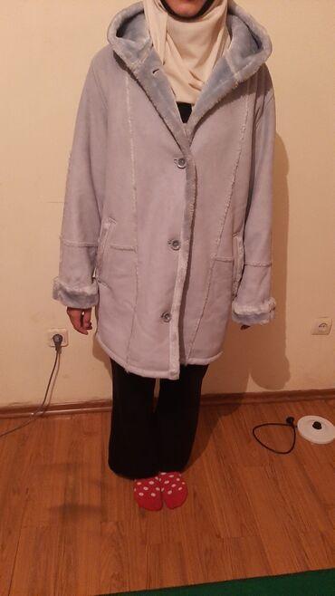 женская одежда бишкек в Кыргызстан: Женская дублёнка размер стандар