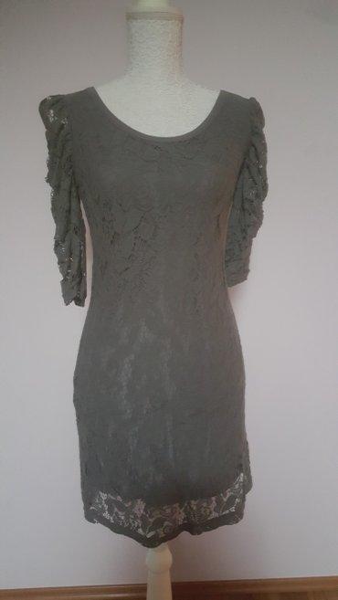 Čipkana haljina sa postavom - Subotica