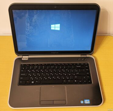 Samsung 6 - Кыргызстан: Ноутбук DELL i7-8ми яд-й (сост отл)-модель - Dell inspiron