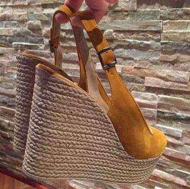 Nove sandale , dostupne u br 37/38 - Vranje
