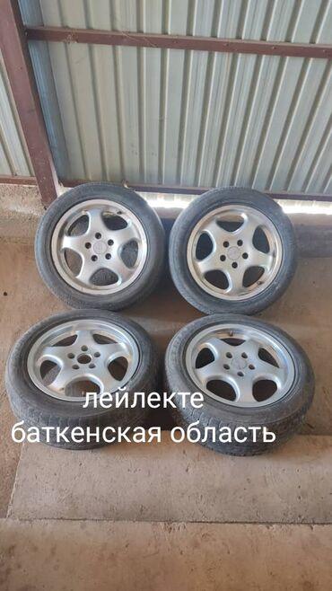 Продаю колеса 205\55/R 16 подходит на Опель и Мерседес (город исфана