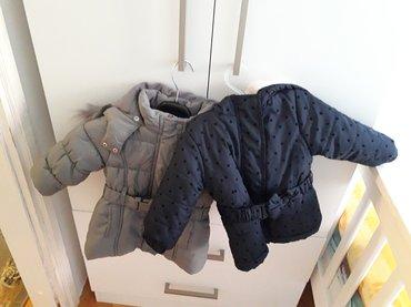 Jedna-majca - Srbija: Zimske jakne jedna 68, druga 74