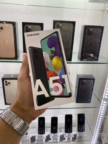Alfa romeo 75 16 mt - Azərbaycan: Yeni Samsung A51 128 GB Göy