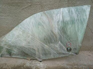 Автозапчасти в Кызыл-Суу: Продается левое боковое стекло от Ниссан НОМЕР 43 R-00024 g мне на