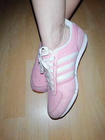 Adidas patike - Srbija: Original Adidas patike, par puta nosene. Br 38
