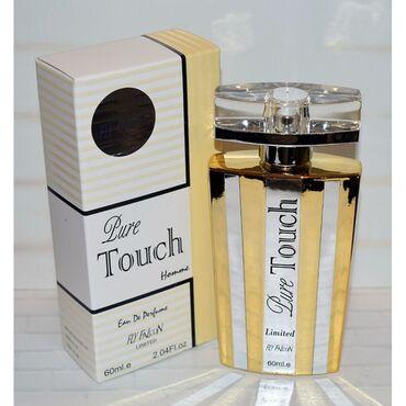 бампер fly в Азербайджан: Pure Touch Homme Sprey Eau De Parfum for Men 60ml-57AZN. Made in