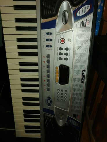 Пианино, фортепиано - Азербайджан: Derse yararlidi pianino
