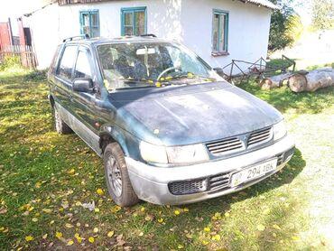 mitsubishi van в Кыргызстан: Mitsubishi Space Wagon 1.8 л. 1997