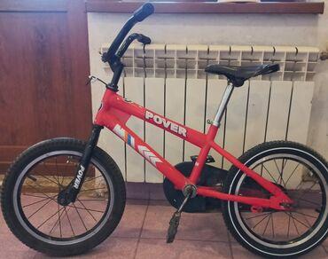 16-liq velosiped. Problemi yoxdur