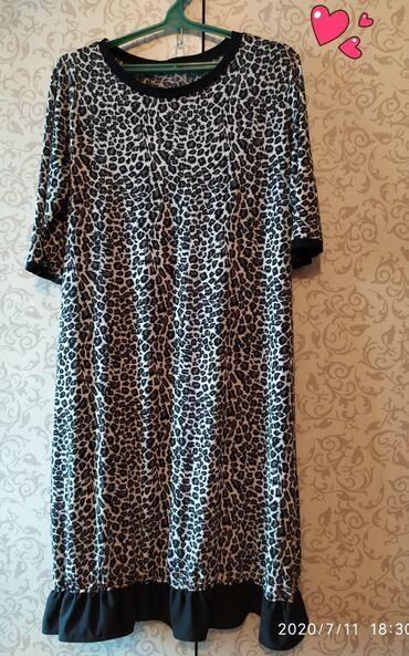 Платье женское летнее.Хорошее состояние48-50 размер350 сомНАХОДИТСЯ В