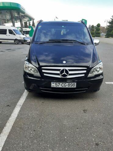 Avtomobillər - Gəncə: Mercedes-Benz Vito 2.2 l. 2013 | 250000 km
