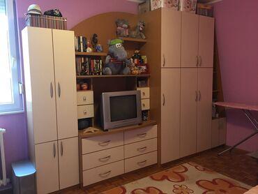 Vreca za spavanje - Beograd: Ormar u odličnom stanju, kao nov. Ne postoji nikakvo oštećenje. U delu