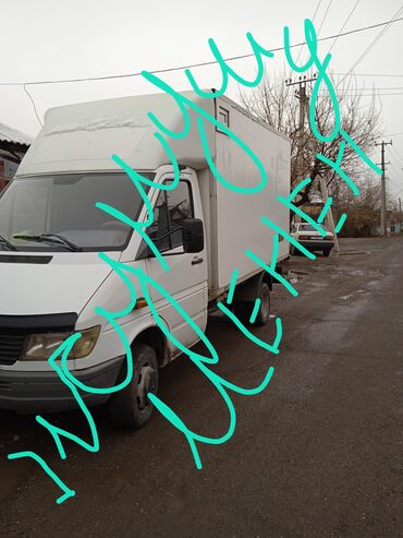 mercedes benz спринтер в Кыргызстан: Mercedes-Benz Sprinter 2.9 л. 2000 | 568806554 км