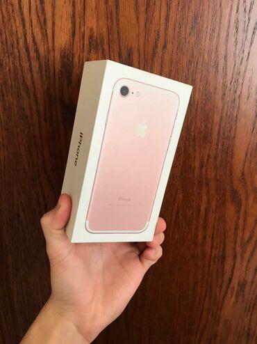 Adaptör başlığı - Azərbaycan: İşlənmiş iPhone 7 32 GB Cəhrayı qızıl (Rose Gold)