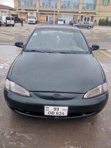 автомобиль на свадьбу в Азербайджан: Hyundai Elantra 1.6 л. 1996 | 250000 км