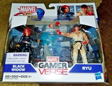 Htc one 801n black - Srbija: Gamerverse Marvel vs. Capcom Black Widow vs. Ryu  Novo i neo