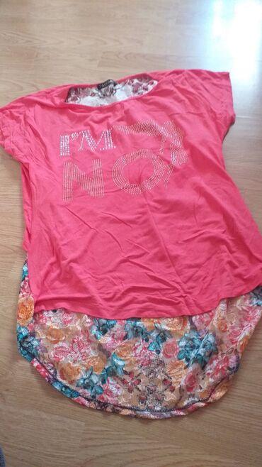 Ženska odeća | Novi Pazar: Nova nova nova majca nikad obucena dobila na poklon ali islreno ne