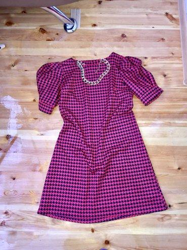 Стильное платье р. 42-44 (осень-весна) в Бишкек